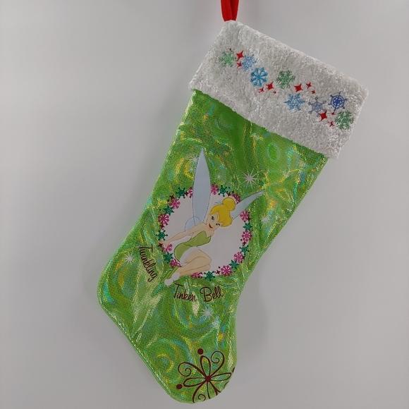 Disney Fairies Tinker Bell Christmas Stocking